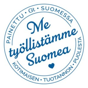 Me työllistämme Suomea